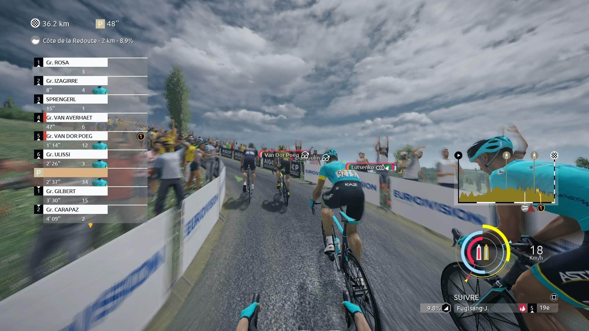 Tour de France 2020 Xbox