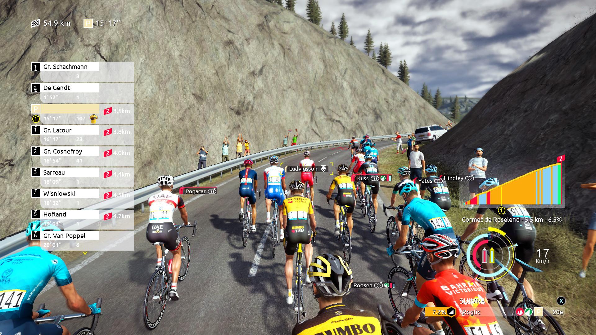 Tour de France 2021 Xbox Series X & S