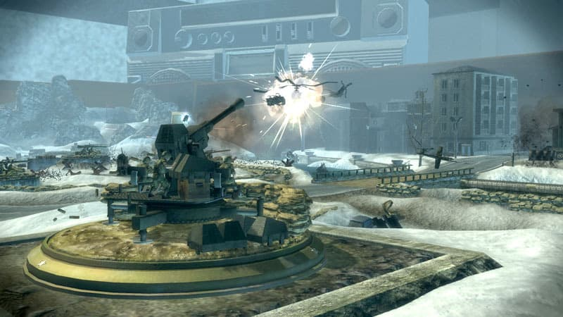 Toy Soldiers : Cold War - Image n°7