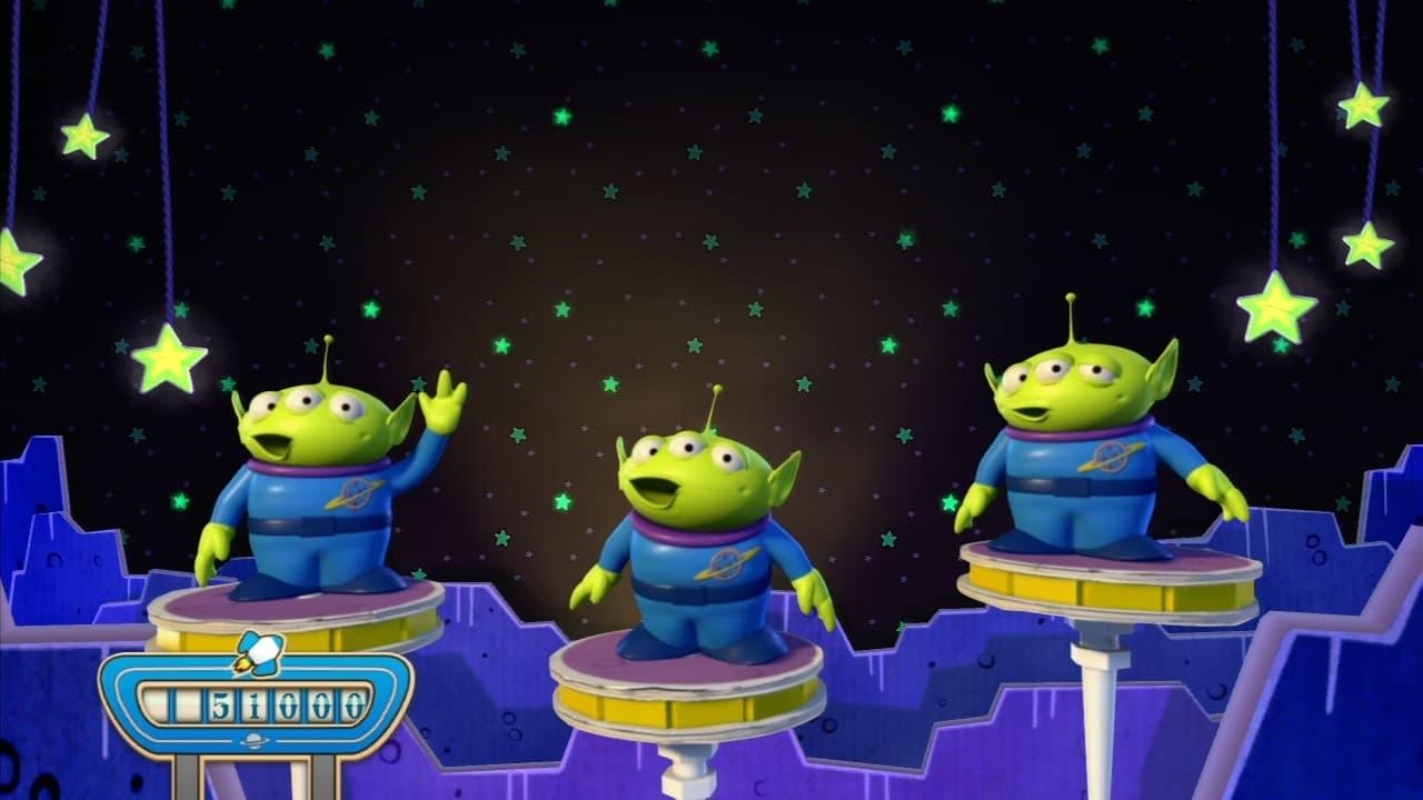 Toy Story Mania! Xbox 360 Kinect
