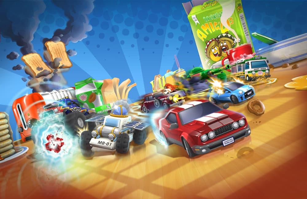 Toybox Turbos - Image n°8