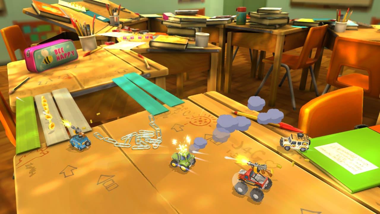 Toybox Turbos Xbox 360