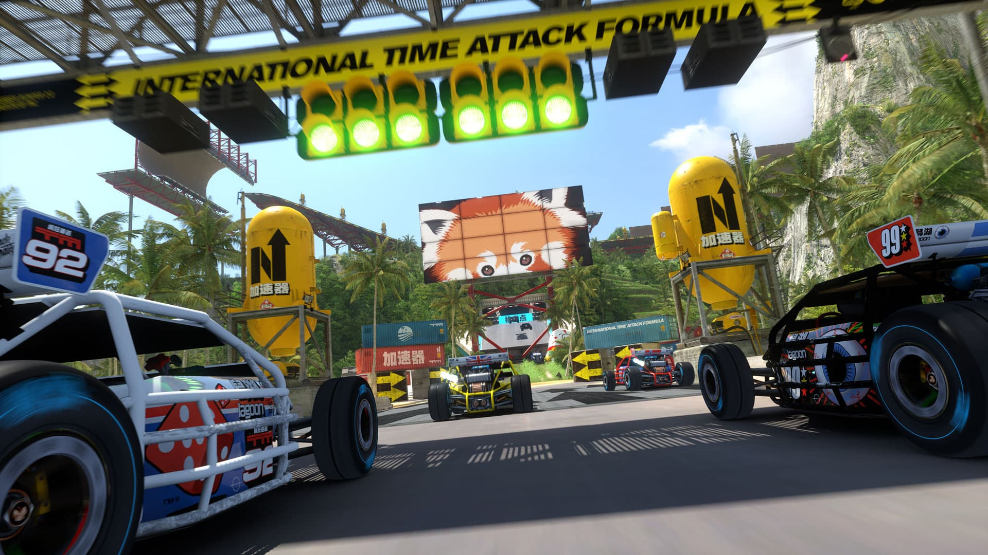 Trackmania Turbo Xbox