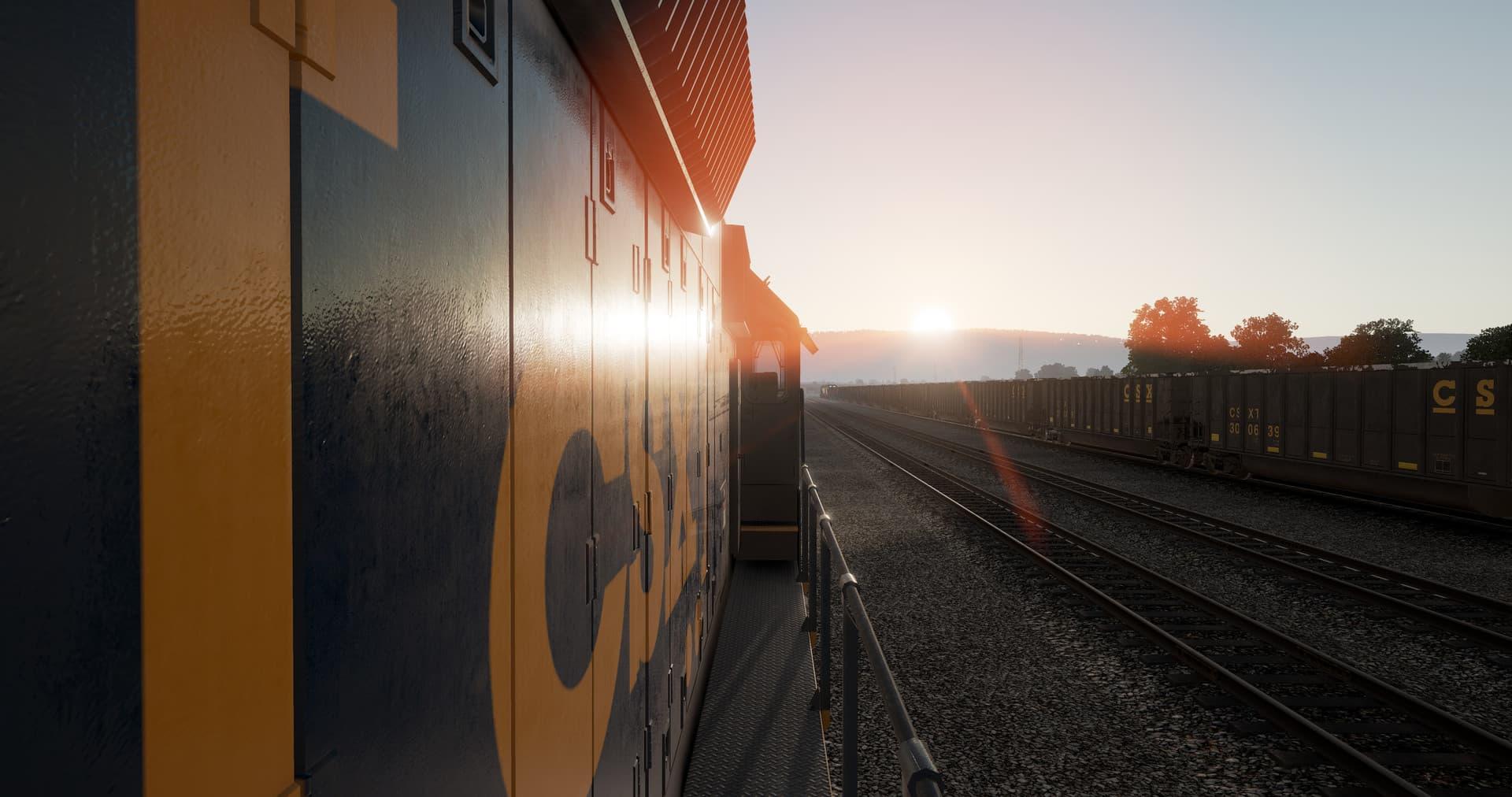 Train Sim World: CSX Heavy Haul Xbox One