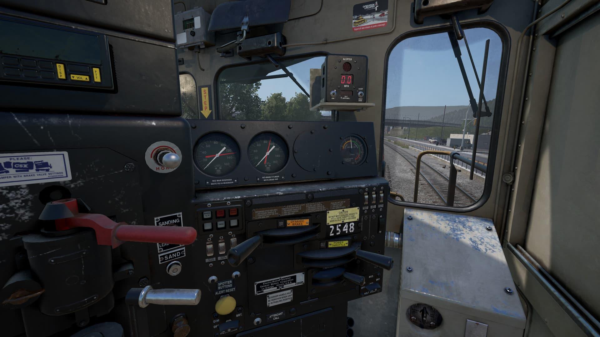 Xbox One Train Sim World: CSX Heavy Haul