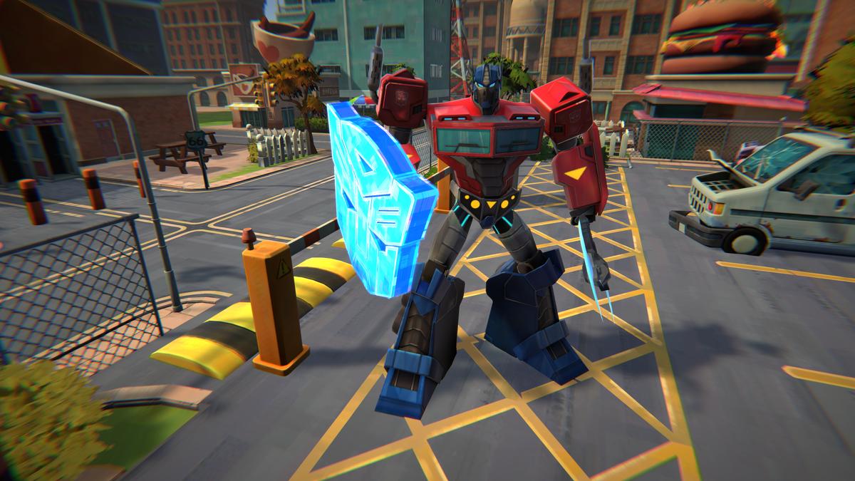 Transformers Battlegrounds Xbox