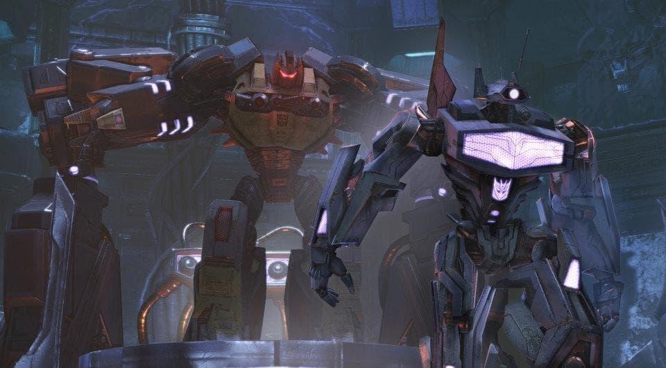 Xbox One Transformers: La Chute de Cybertron
