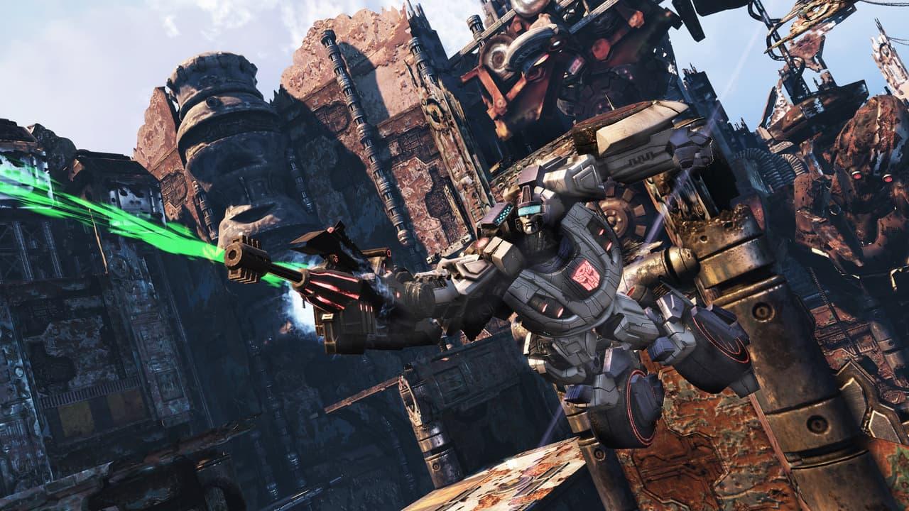 Transformers: La Chute de Cybertron Xbox