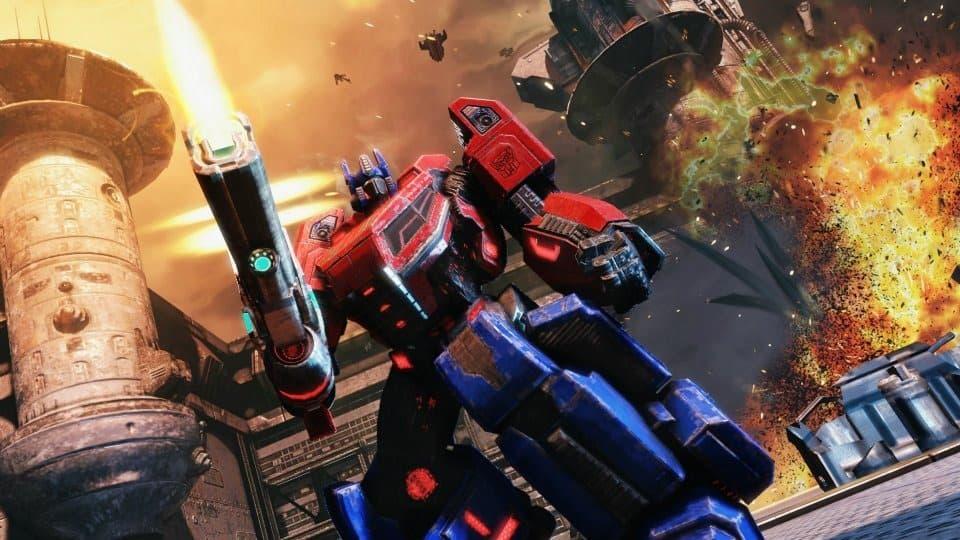 Transformers: La Chute de Cybertron - Image n°8