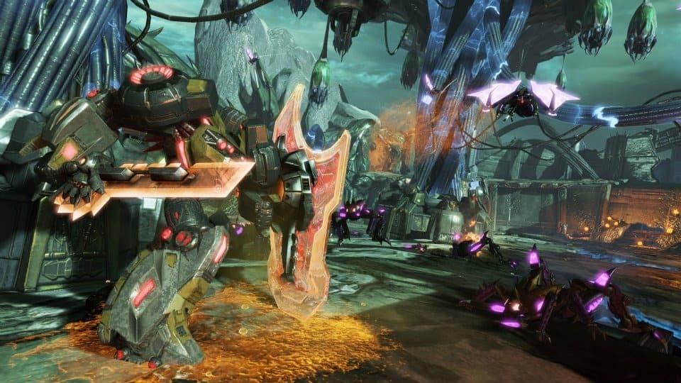 Transformers: La Chute de Cybertron Xbox One