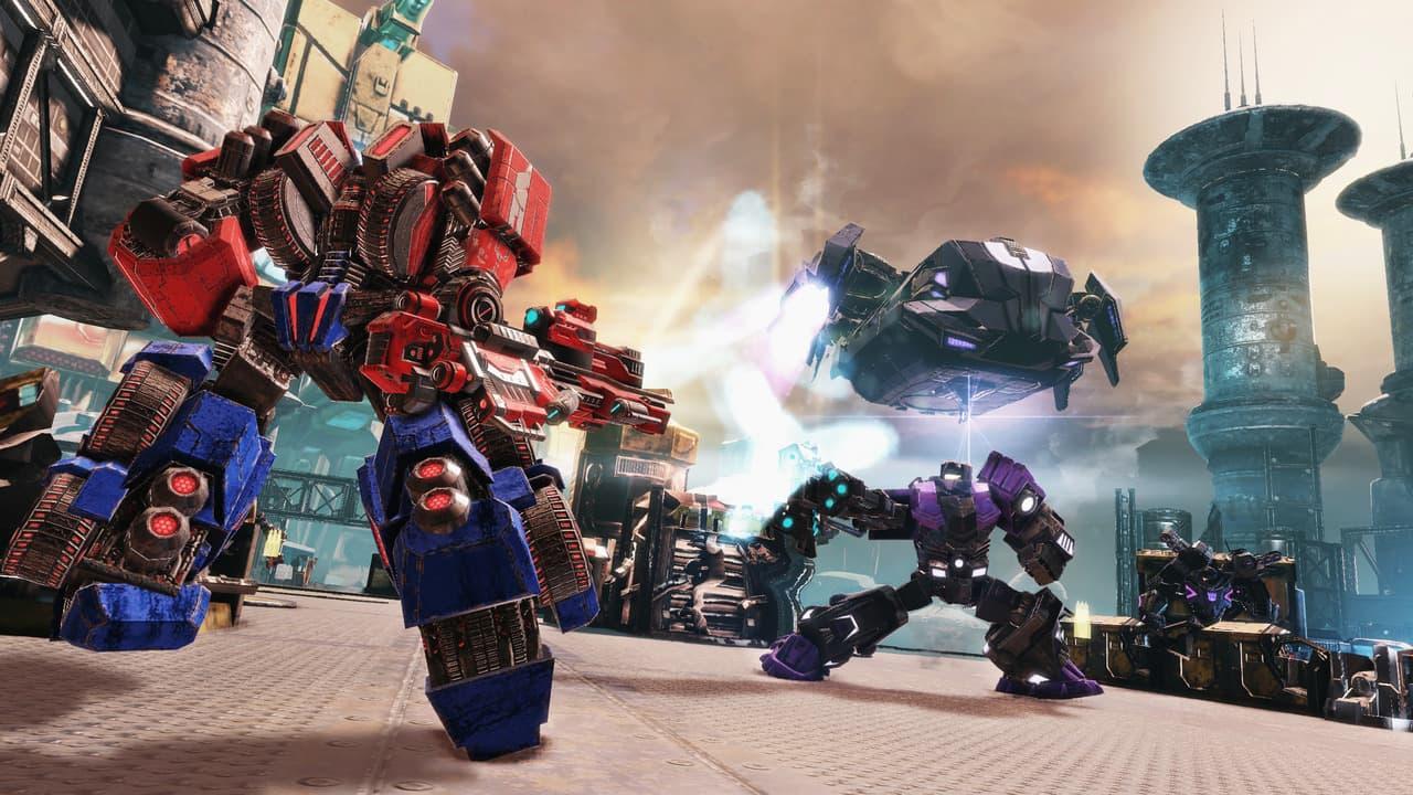 Transformers: La Chute de Cybertron