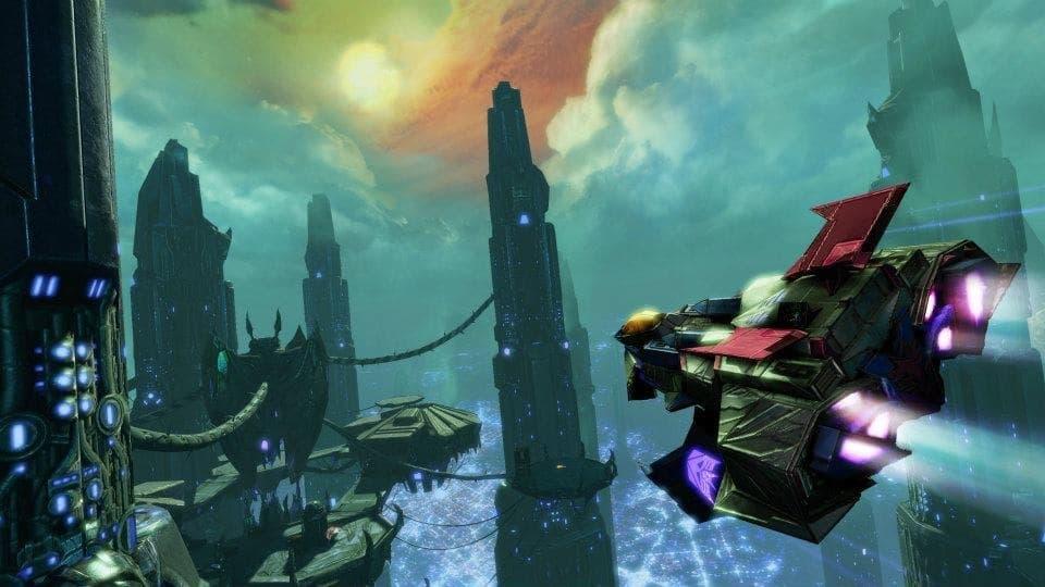 Transformers: La Chute de Cybertron - Image n°7