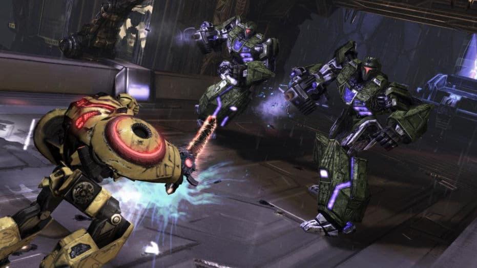 Transformers: La Guerre pour Cybertron