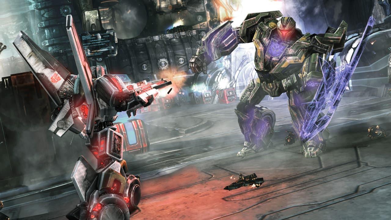 Transformers: La Guerre pour Cybertron Xbox