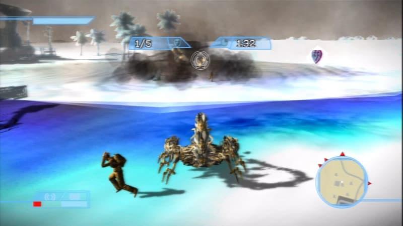 Xbox 360 Transformers: Le Jeu