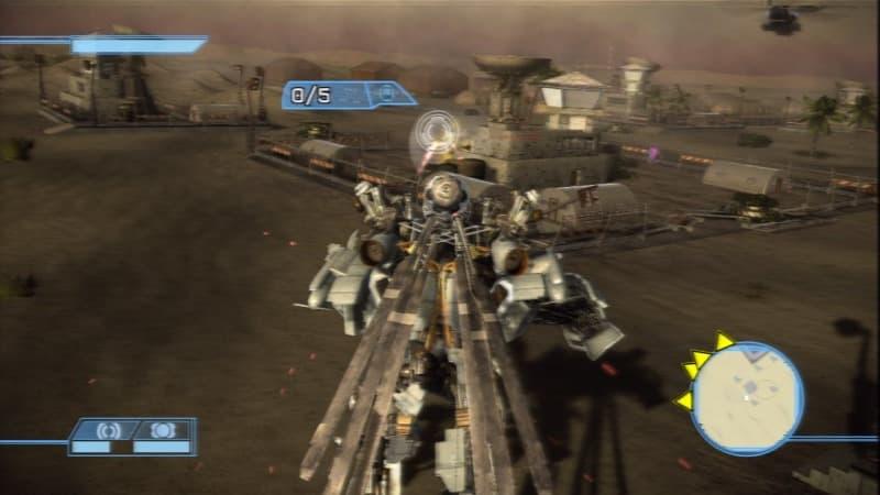 Transformers: Le Jeu Xbox