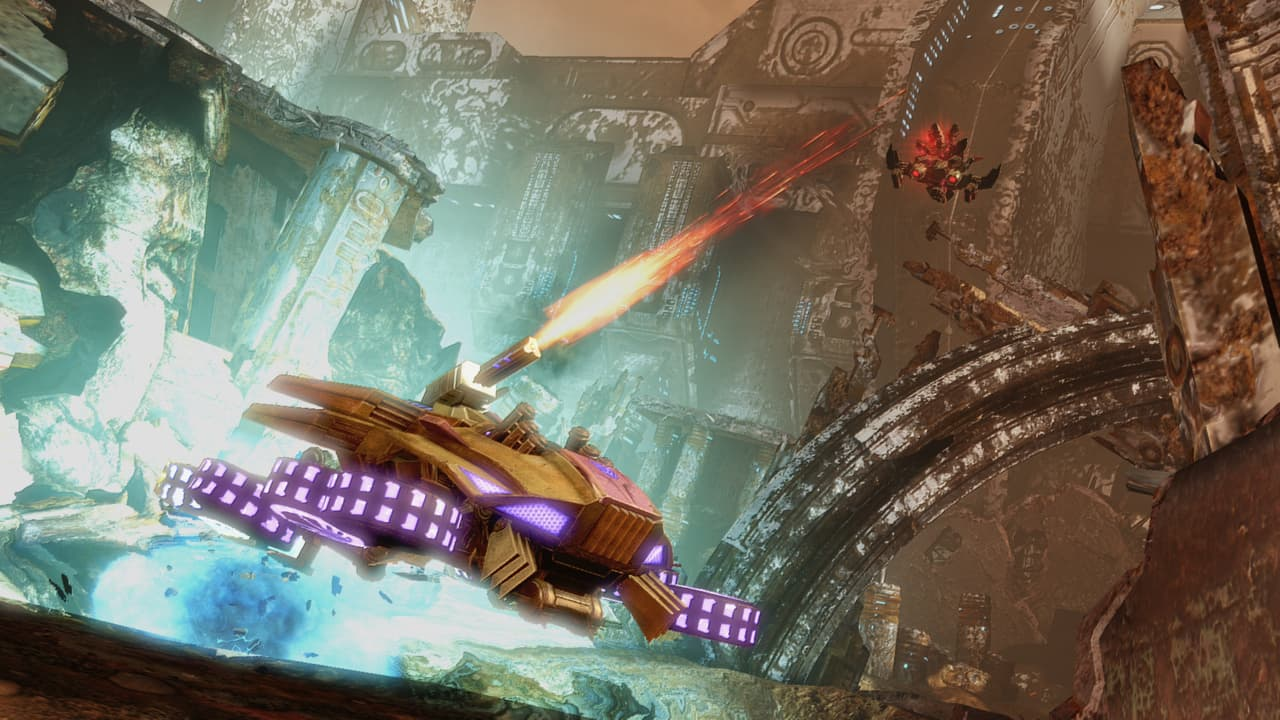 Transformers: Rise of the Dark Spark Xbox