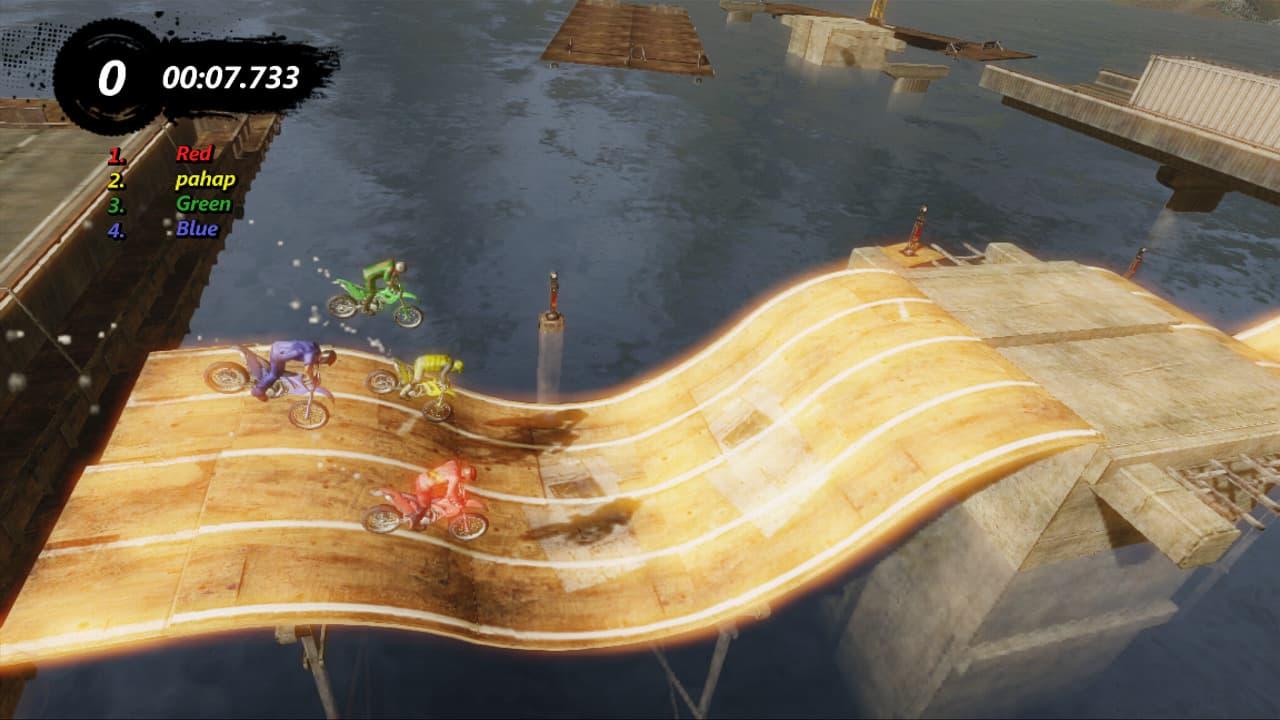 Xbox 360 Trials Evolution