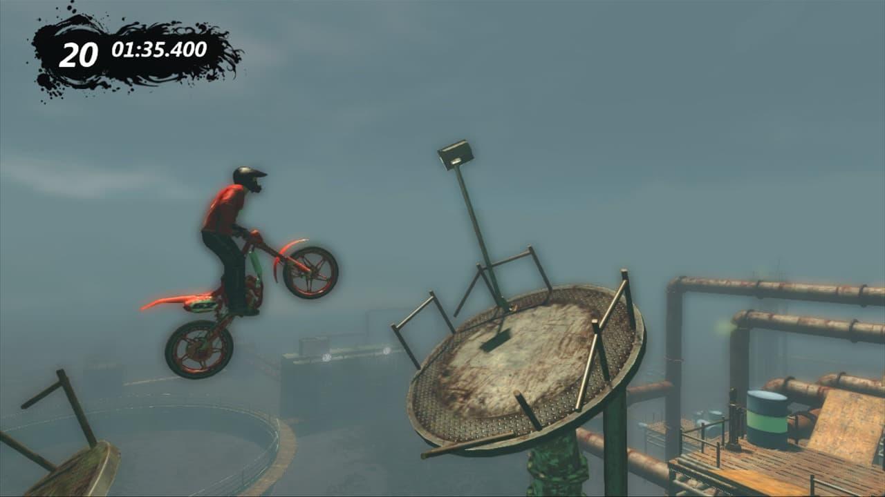 Trials Evolution Xbox