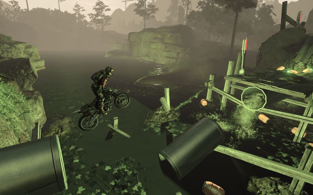 Xbox One Trials Fusion: After the Incident