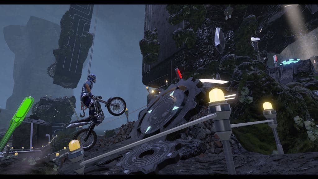 Xbox One Trials Fusion: Welcome to the Abyss