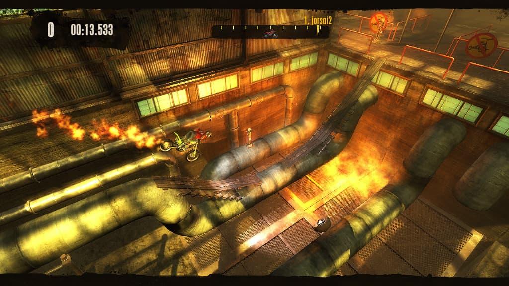 Xbox 360 Trials HD