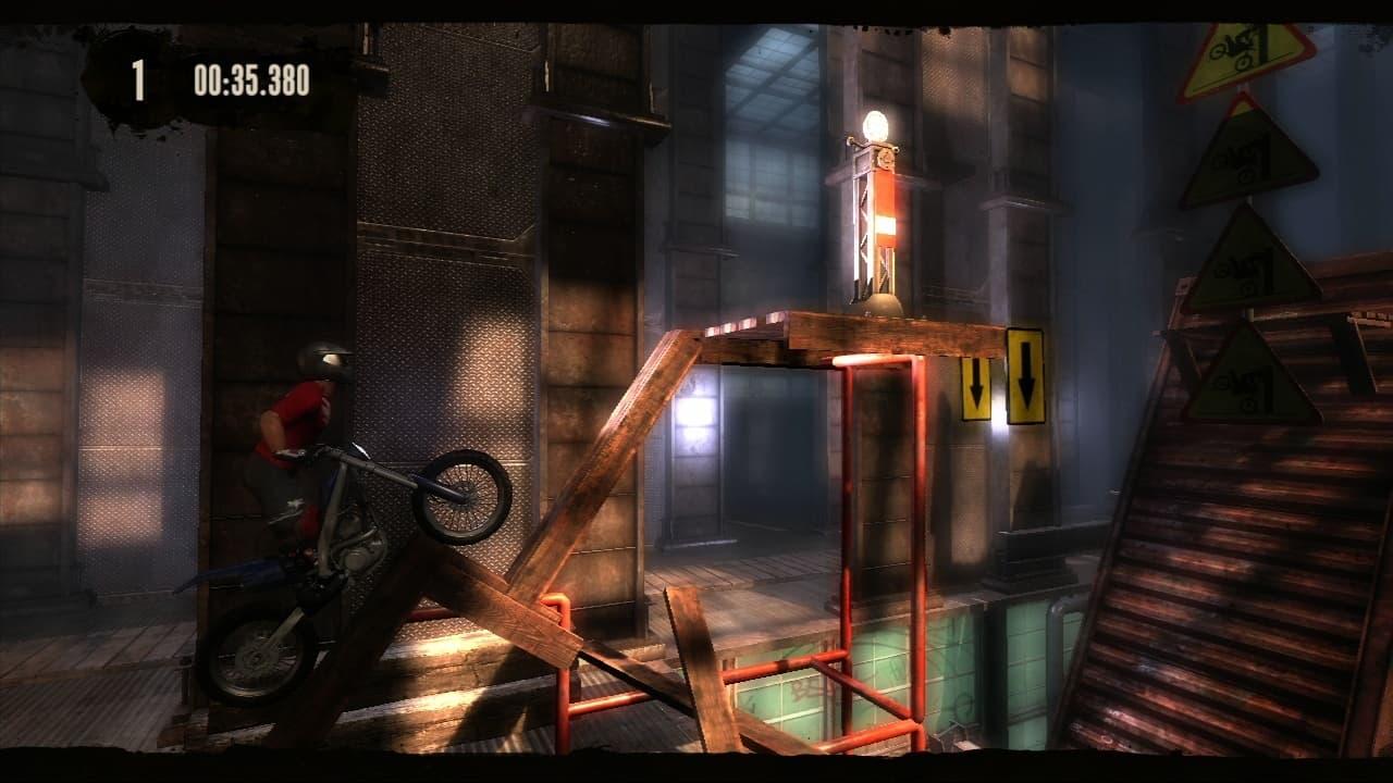 Trials HD Xbox
