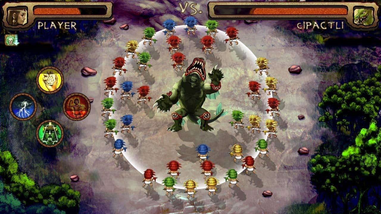 Tribes of Mexica Xbox 360