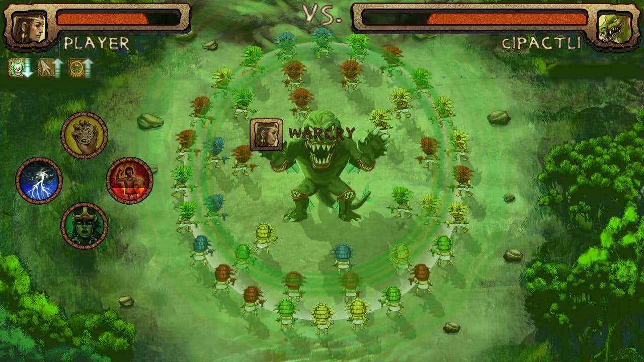 Tribes of Mexica Xbox