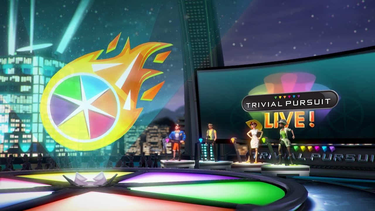 Trivial Pursuit Live! Xbox