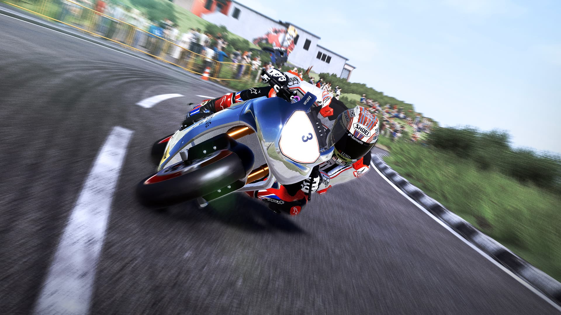 Xbox One TT Isle of Man - Ride on the Edge 2