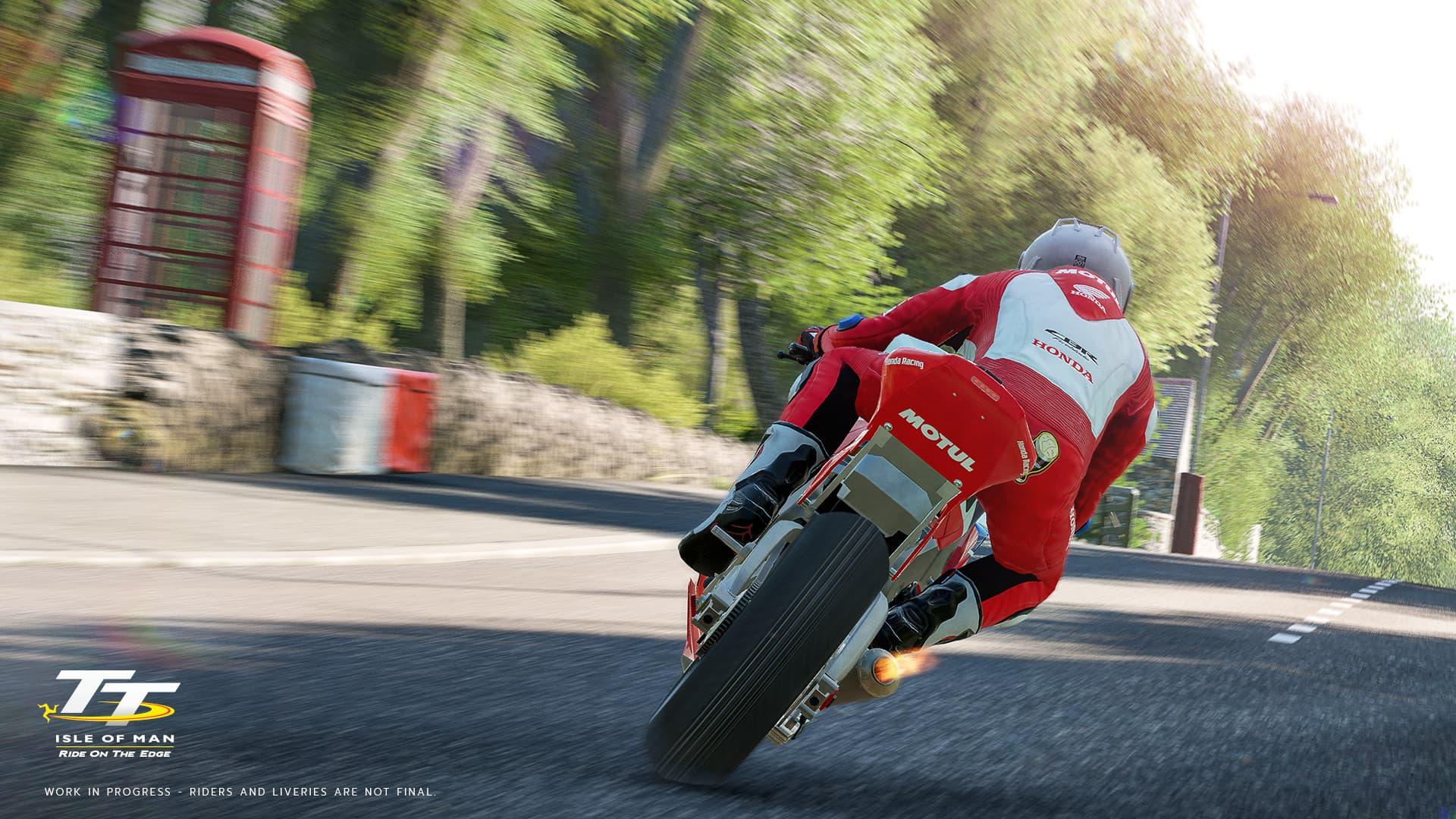 Xbox One TT Isle of Man