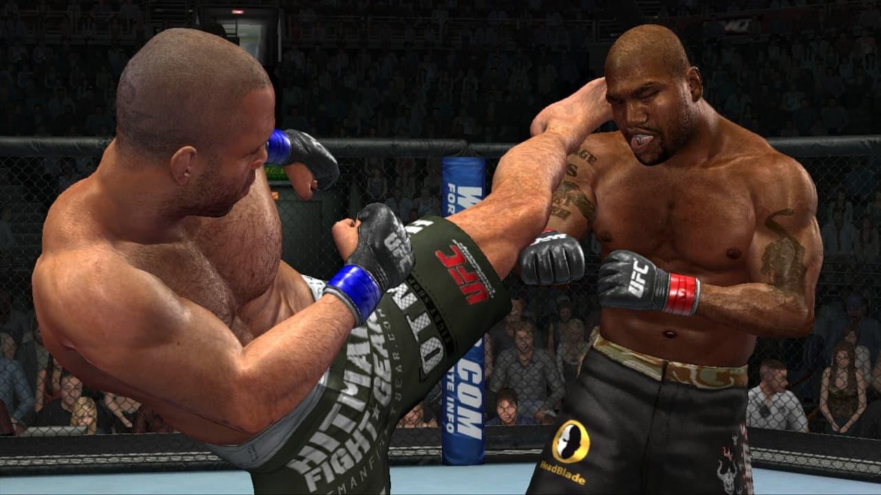 UFC 2009 Undisputed Xbox