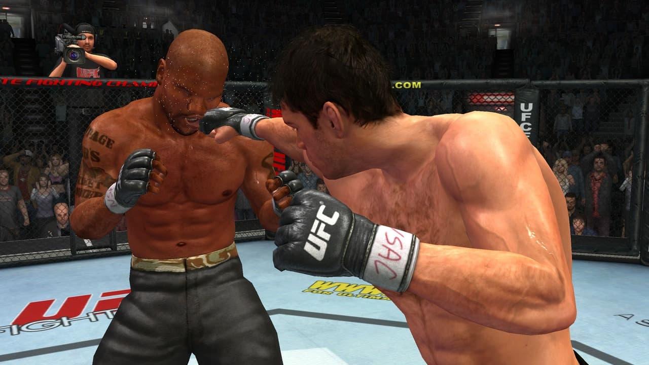 Xbox 360 UFC 2009 Undisputed