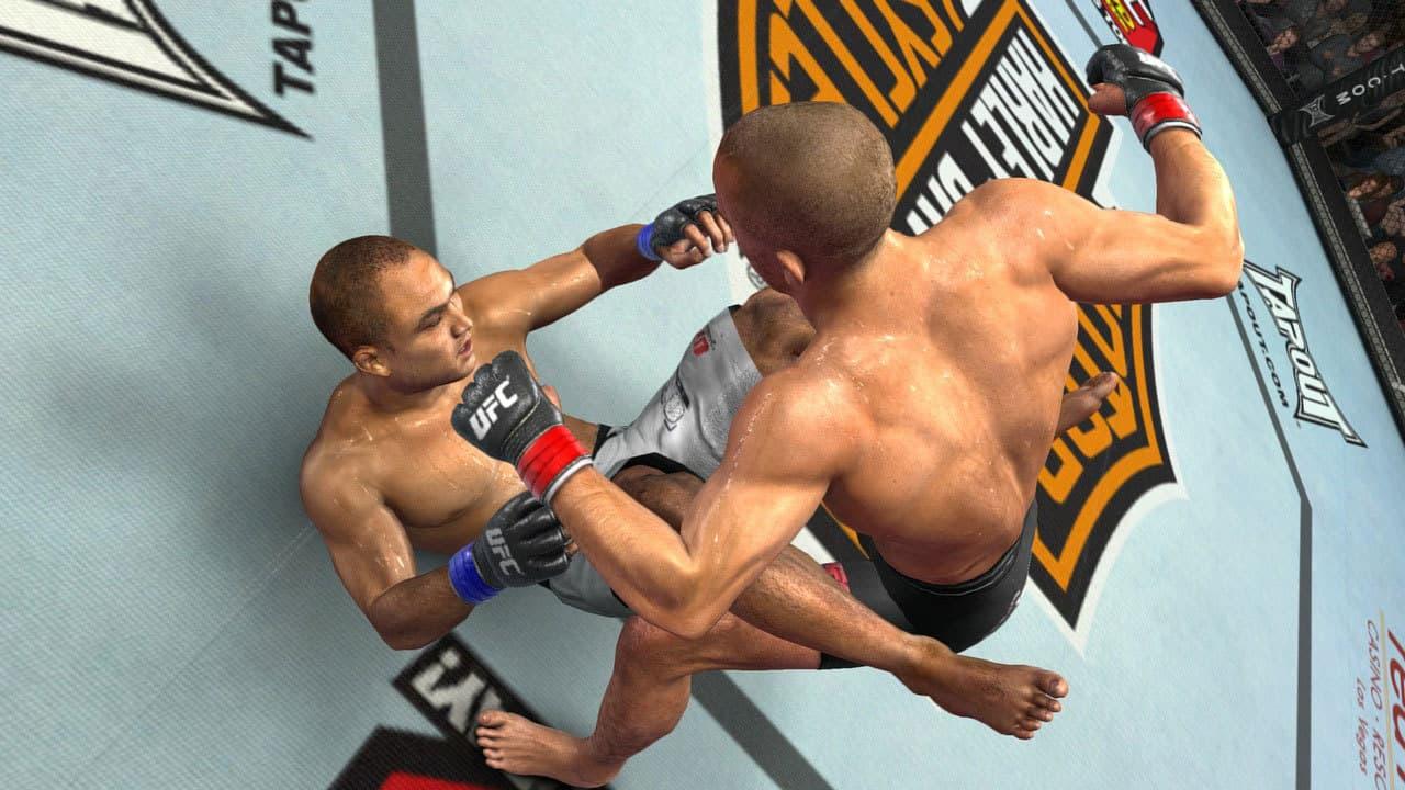 UFC 2009 Undisputed Xbox 360
