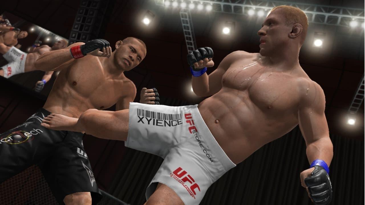 UFC Undisputed 3 Xbox