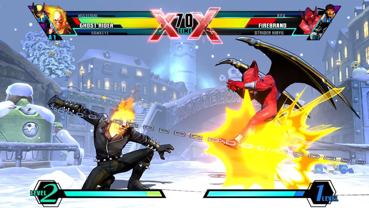 Ultimate Marvel vs Capcom 3 - Image n°6