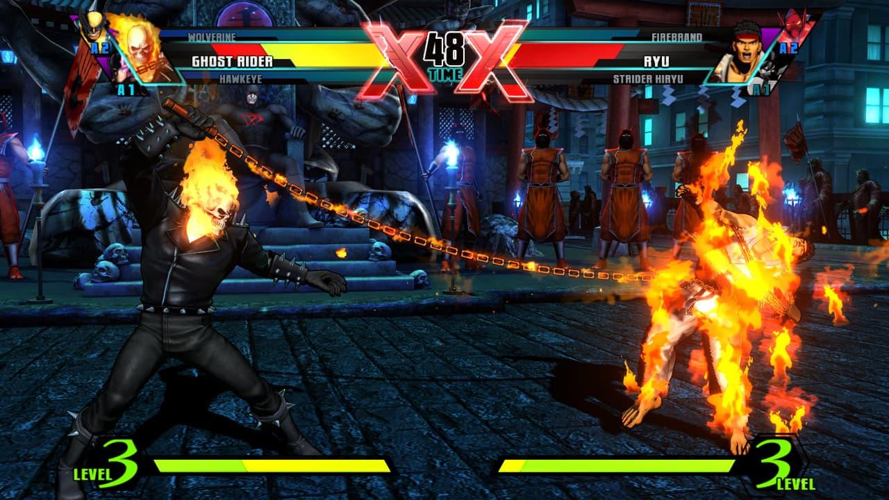 Ultimate Marvel vs Capcom 3 - Image n°8