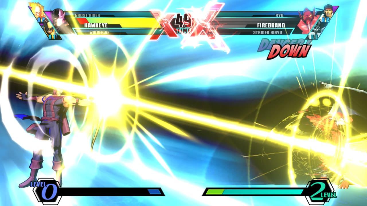 Ultimate Marvel vs Capcom 3 Xbox