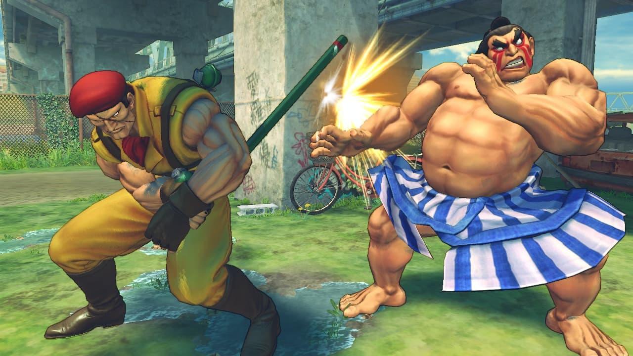 Ultra Street Fighter IV - Image n°6