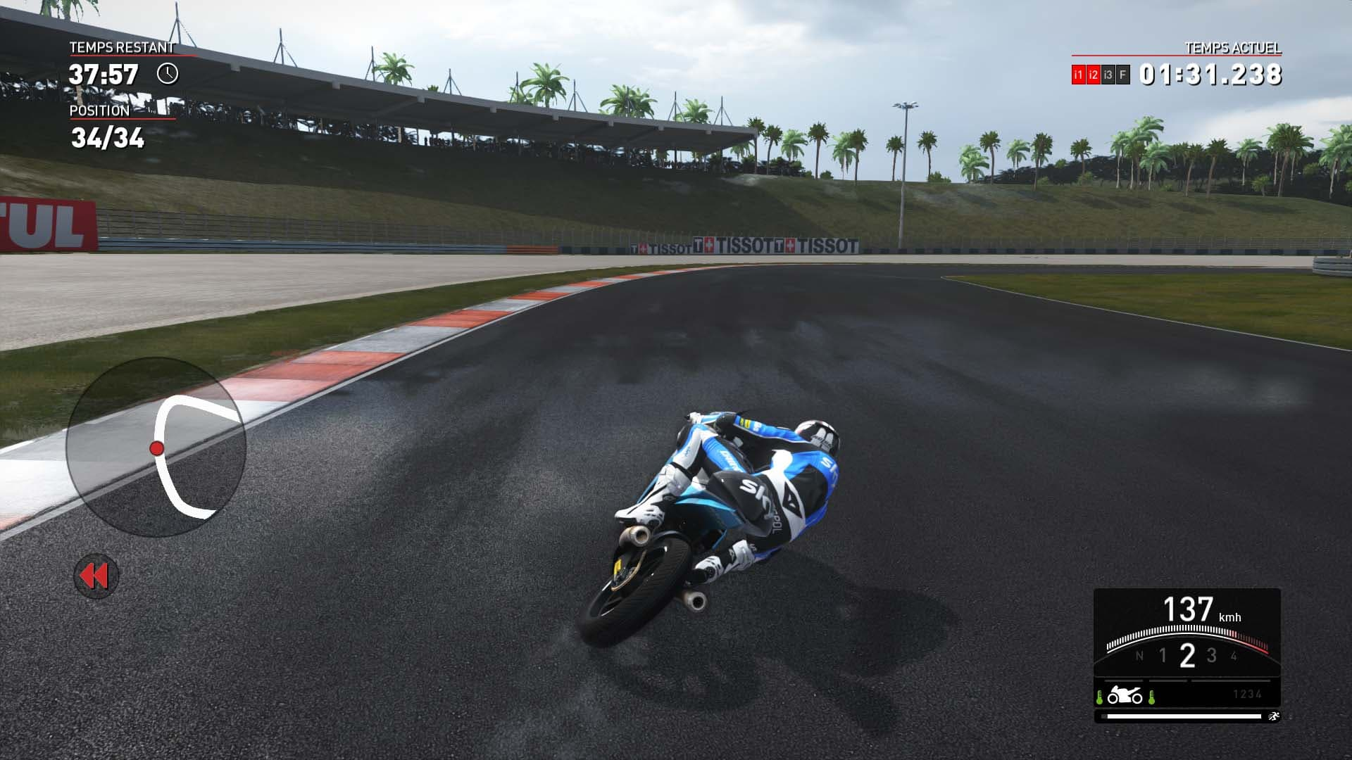 Valentino Rossi The Game - Image n°6