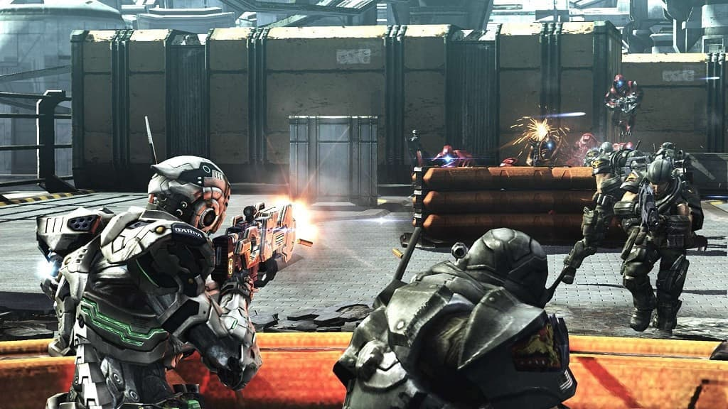 Vanquish Xbox One