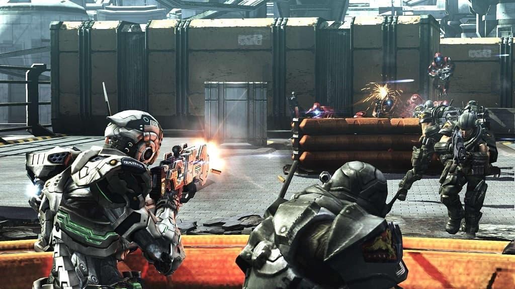 Xbox One Vanquish