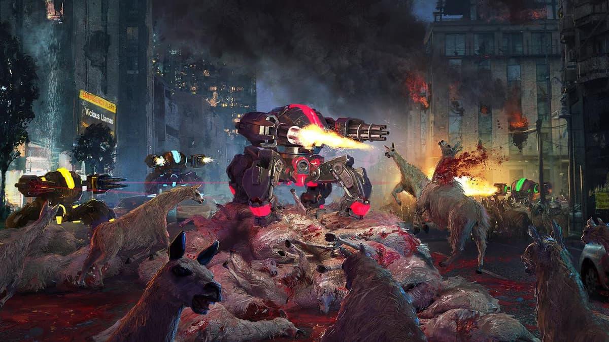 Vicious Attack Llama Apocalypse - Image n°6