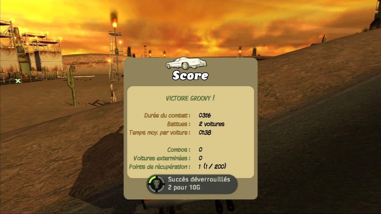 Vigilante 8: Arcade Xbox