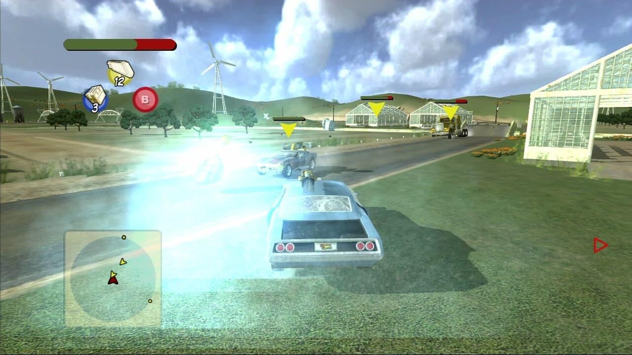 Xbox 360 Vigilante 8: Arcade