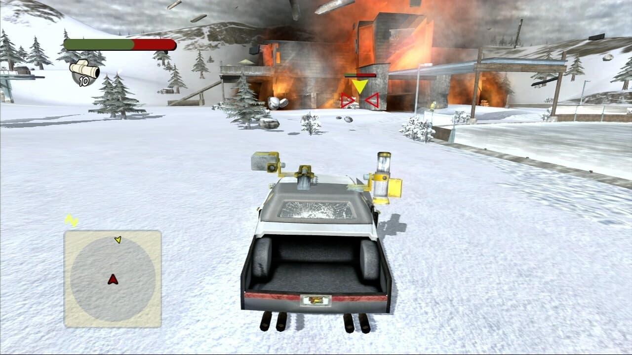 Vigilante 8: Arcade - Image n°8