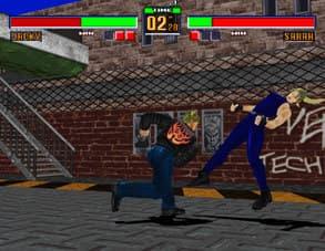 Virtua Fighter 2 Xbox 360