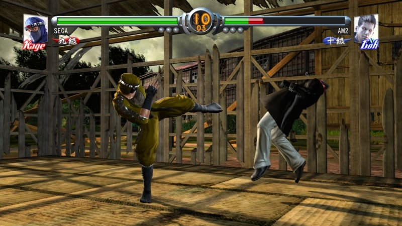 Virtua Fighté 5