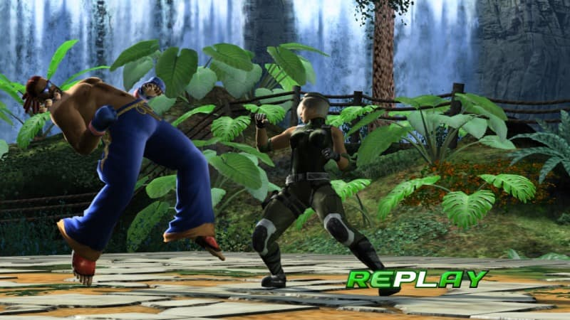 Virtua Fighter 5 - Image n°6